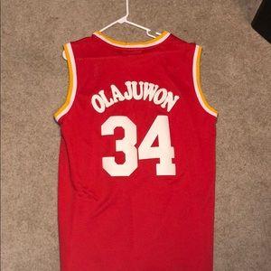 Vintage Hakeem Olajuwon Jersey